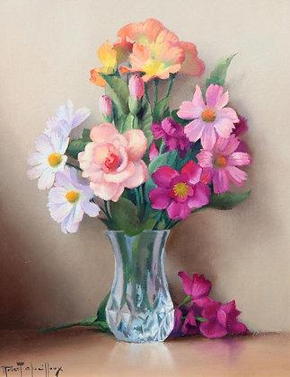 ROBERT CHAILLOUX | A Floral Bouquet