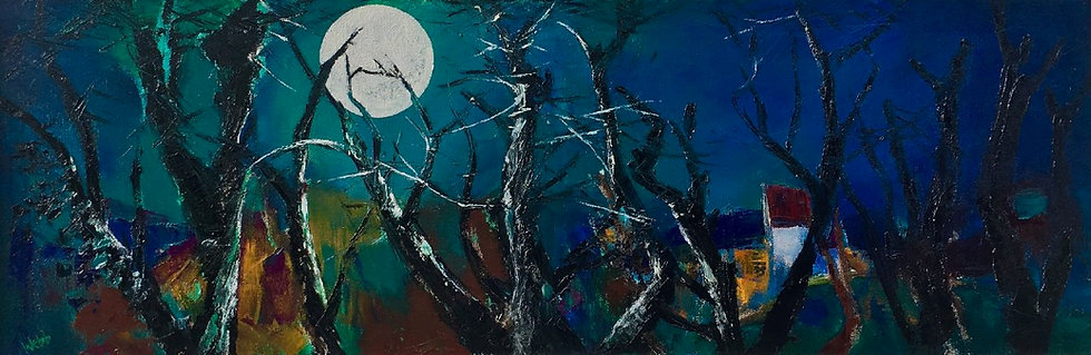 KENNETH WEBB | September Moon