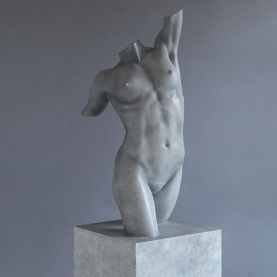 Life Size Female Torso, Artemis