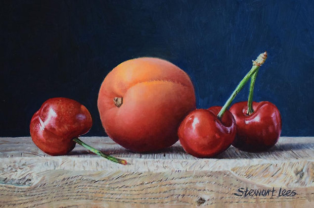 STEWART LEES | Summer Fruits