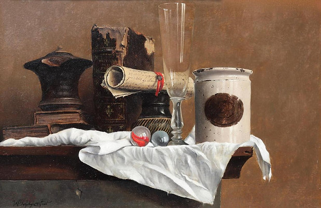 WILLEM DOLPHYN | The Artists's Collection, Painted in 1983