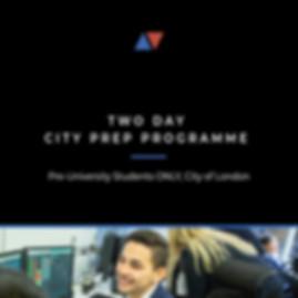 Two Day City Prep Programme