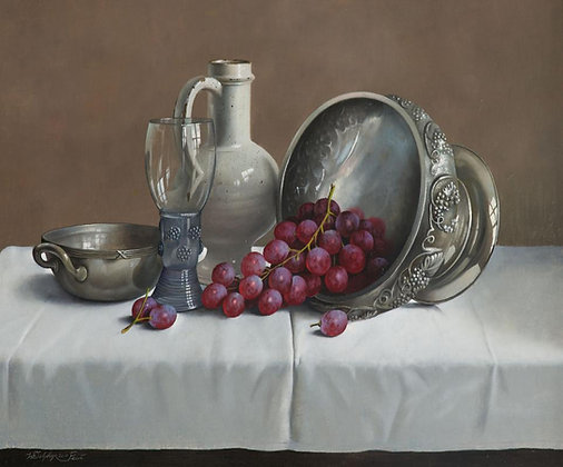WILLEM DOLPHYN | Silver Reflections