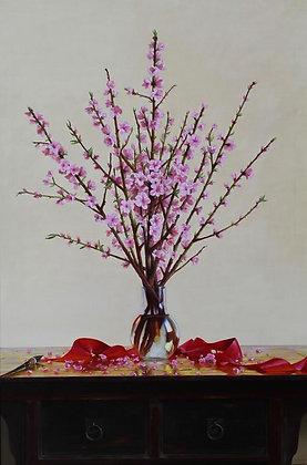 PAUL BROWN   Peach Blossom