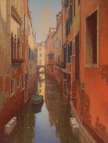 Venetian Red Light