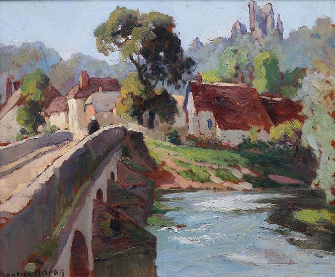 Le Loir à Lavardin