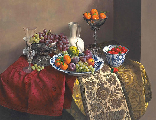 WILLEM DOLPHYN   The Fruits of Summer
