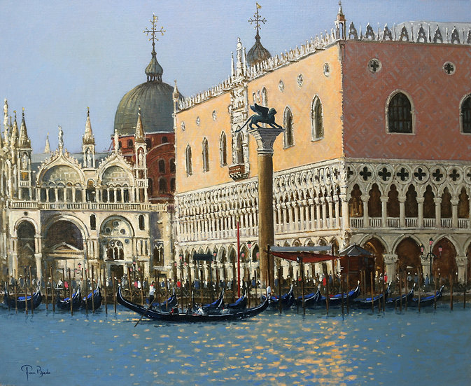Lion of Saint Mark, Venice
