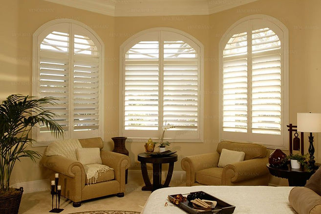 Custom Blinds, Shades, and Shutters for Windows in Vallejo, California (CA) for Living Rooms in Homes