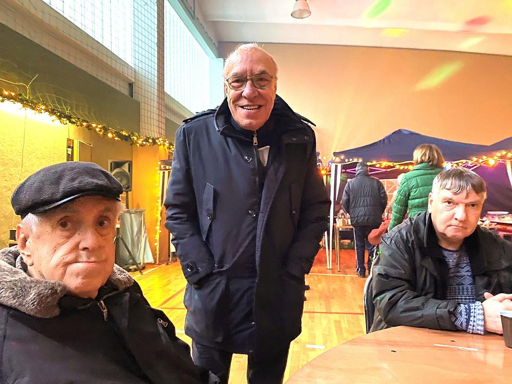 Am 14.12.2019, Samstag ab 15:00 Uhr veranstaltete die Senioren-Residenz Prignitz in Pritzwalk Sadenbeck einen Weihnachtsmarkt.