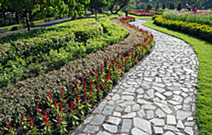 Call for an estimate on your hardscaping job.