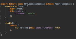 class component