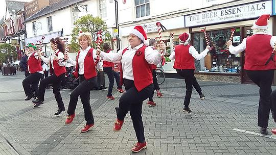 Temporary Measured in Horsham Christmas 2017