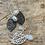 Thumbnail: Pearl and Leaf Drop Earrings