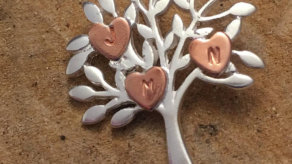 Family Tree Necklace ©
