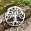 Thumbnail: Brooch Yorkshire Tree of Life ©