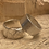 Thumbnail: Reticulated Silver  Ring Size O, Size Q