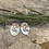 Thumbnail: Mermaid Silver Earrings © -  DianeLeeSilver F&W