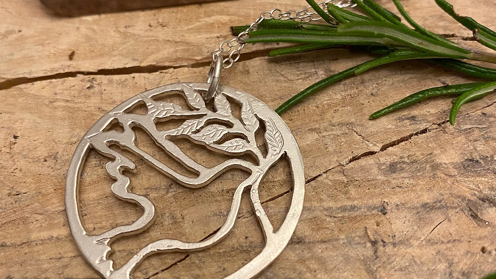 Dove of Peace Necklace.