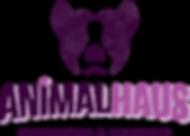 AnimalHaus_Logo_RGB_300dpi_LowPoly_Eggpl