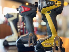 Ryobi Power Tools Limited Edition XR Series is Here!