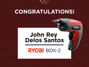 Congratulations to Our November Giveaway Winner!