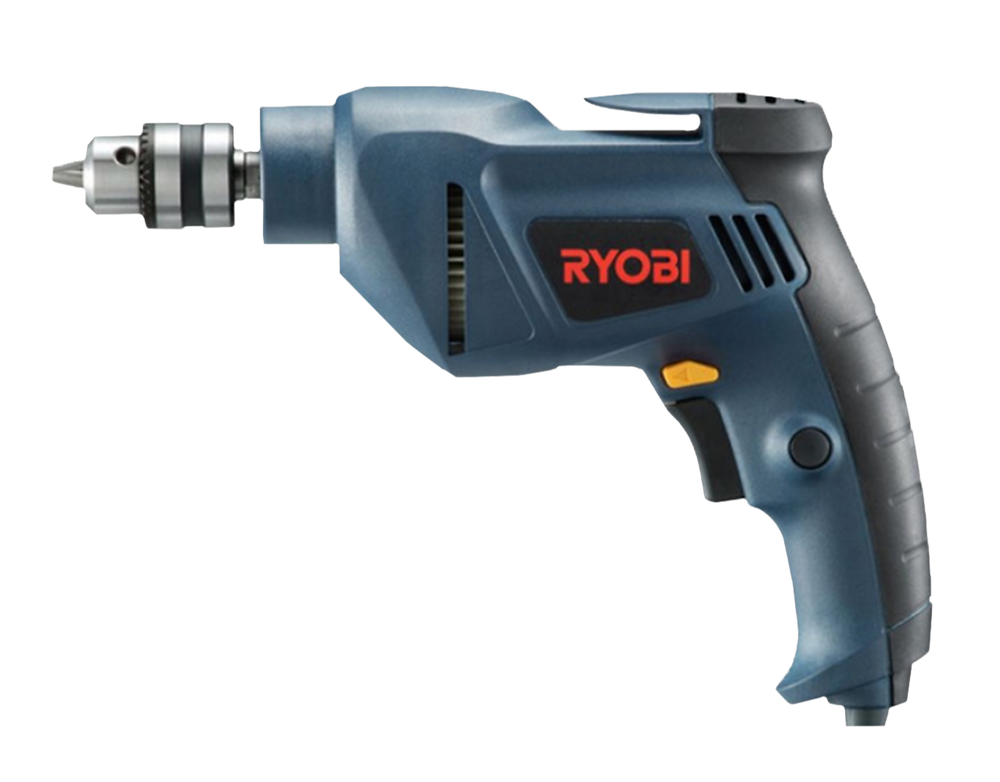 Blue driver with Ryobi Power Tools logo