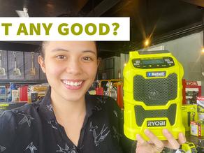 Ryobi Bluetooth Speaker: Is it Any Good?