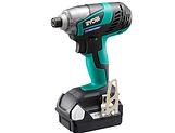Teal Impact Drill, Ryobi Power Tools BID-1806L1