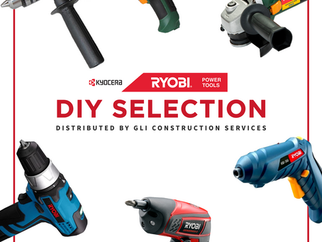 Ryobi Power Tools: DIY Selection in the Philippines