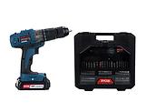 Blue Drill, Ryobi Power Tools CLI-1802K