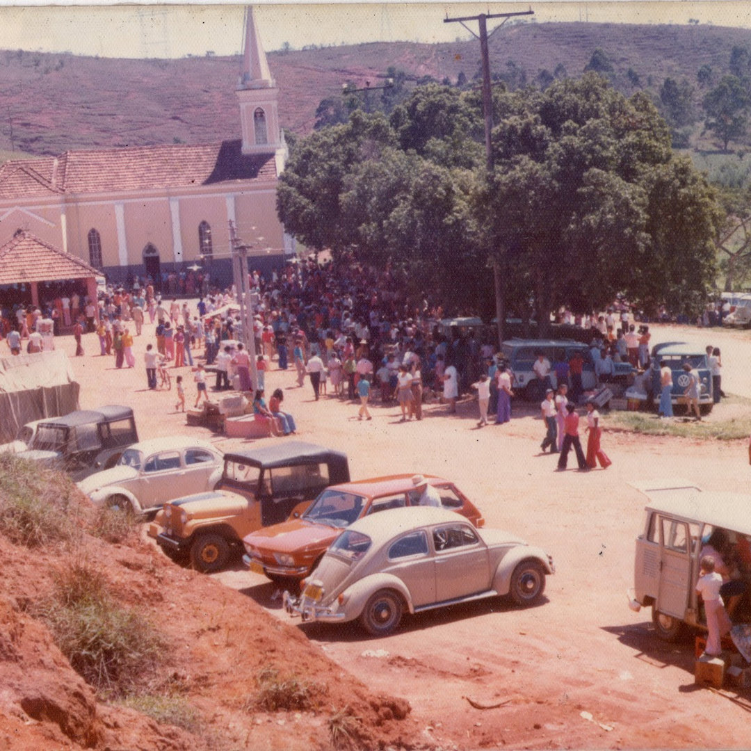"""Fotos década de 70 por """"Blog Hora de Preservar"""""""