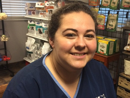 Vet Tech and Volunteer Takes on Many Roles