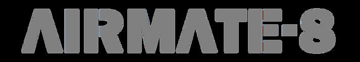 Airmate-8 logo grey.png