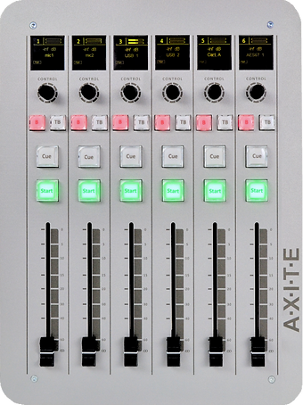 AXITE Front view