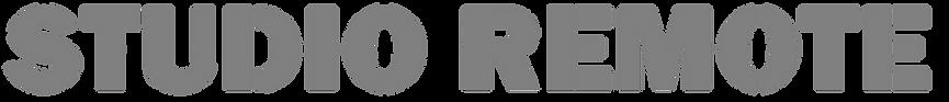 Studio remote Logo