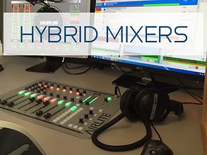 Airlite mixer