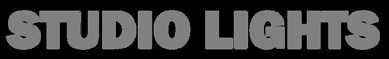 Studio Lights Logo