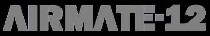 Airmate-12 logo grey.png