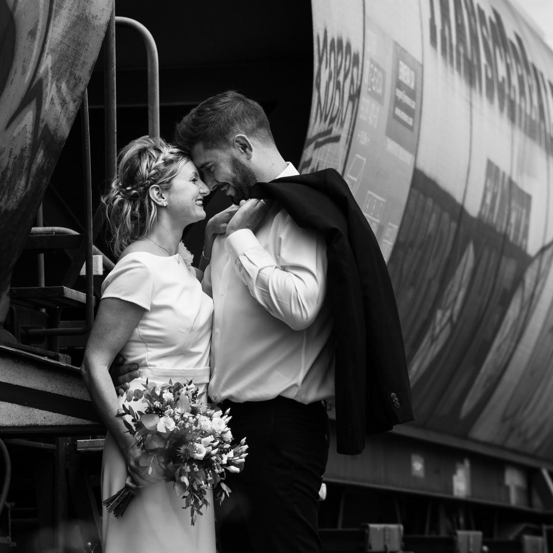 Séance mariage - Emilie et Maxime