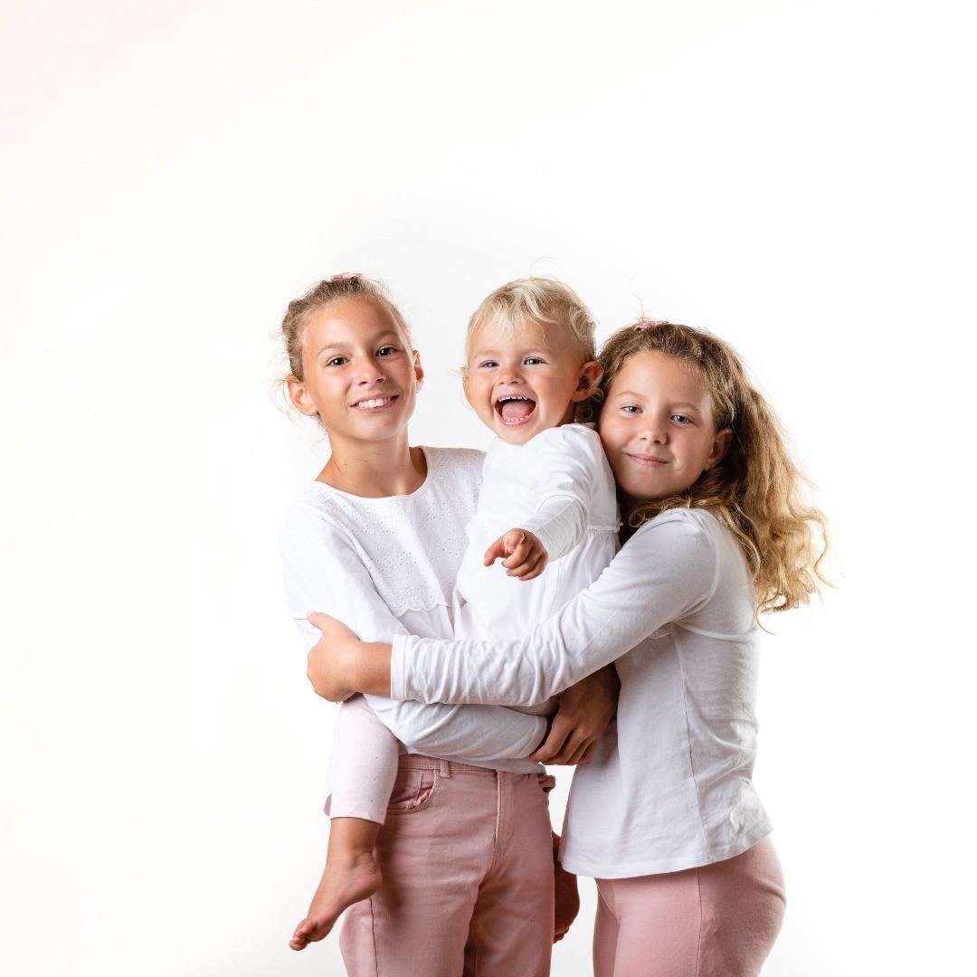 Portrait de famille - Famille Dioux