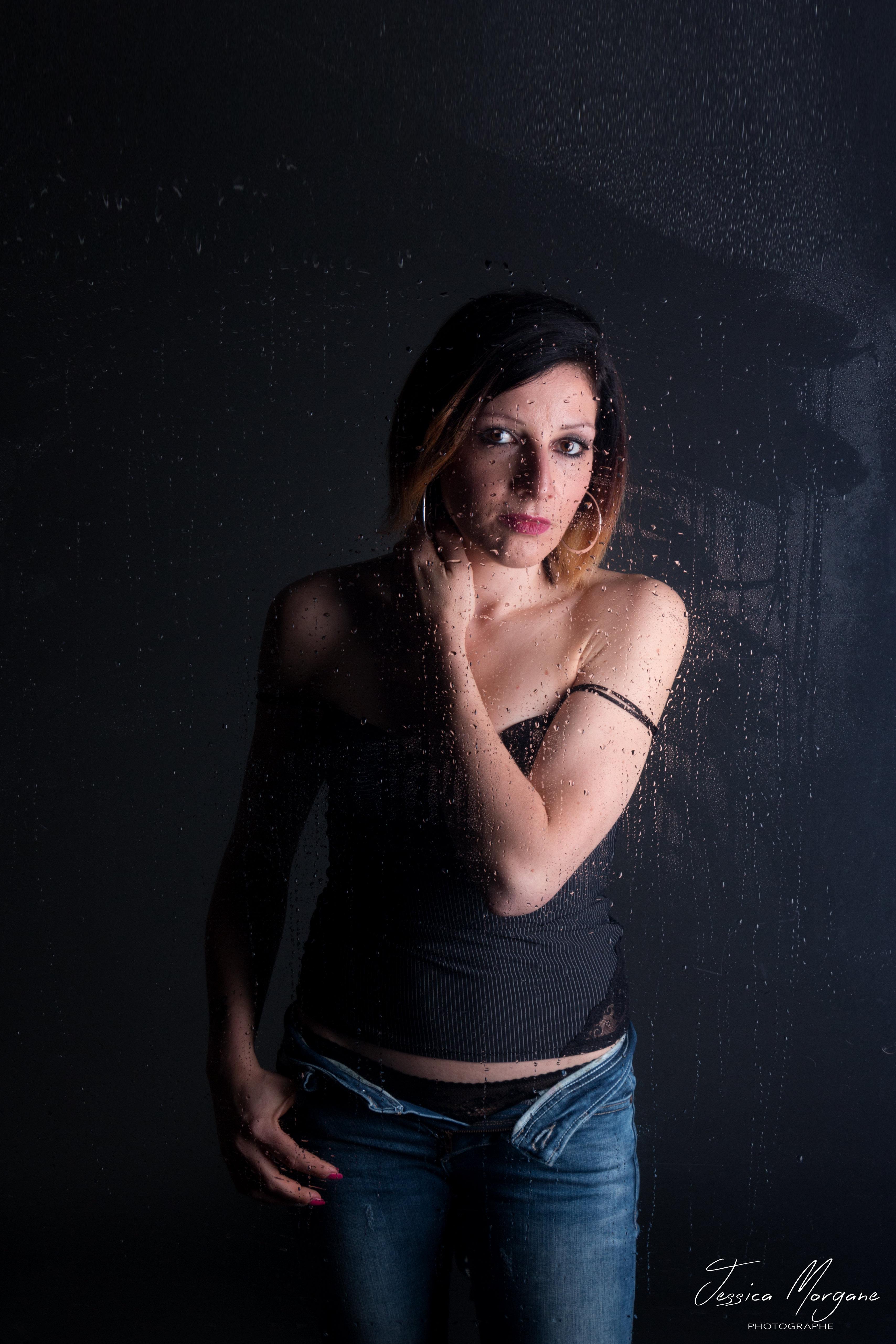 Portrait de femme - Lili