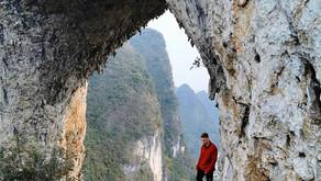 A glimpse of China!