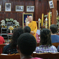 Temple and Meditation