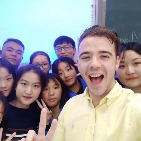My year in China and why I'm doing another
