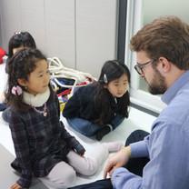 South Korea English Camp