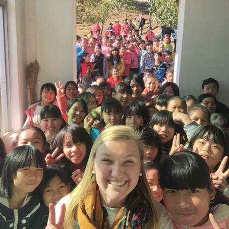 10 reasons you should teach in China!