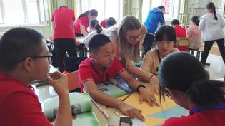 Teachers at Summer Camp