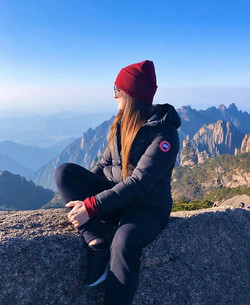 Teacher Kim taking the scenic route! 🇨?