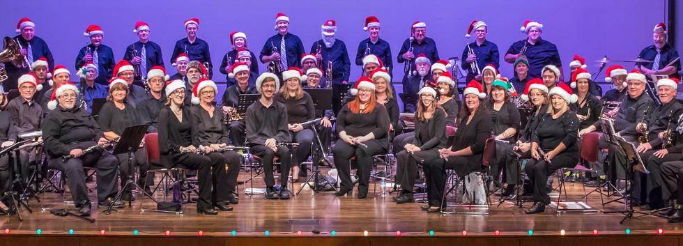 ACB - Concert Band - Christmas Concert 2019